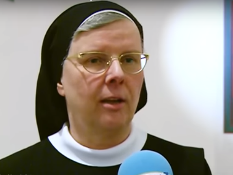 Siostra Ruth Schönenberger