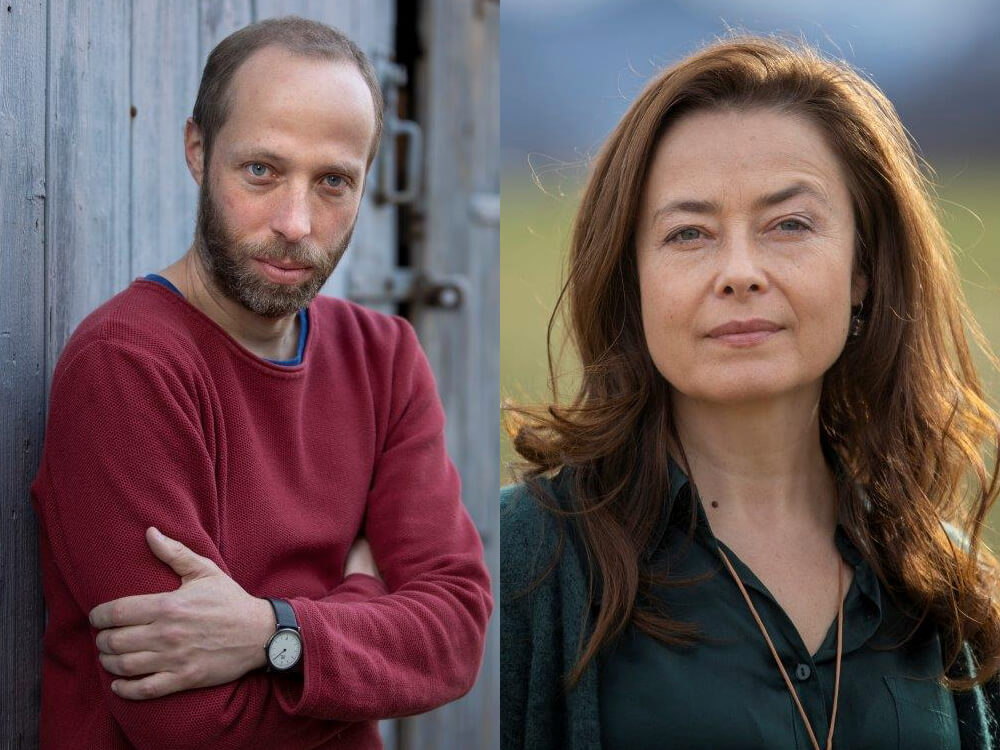 Thomas Weiler i Monika Muskała