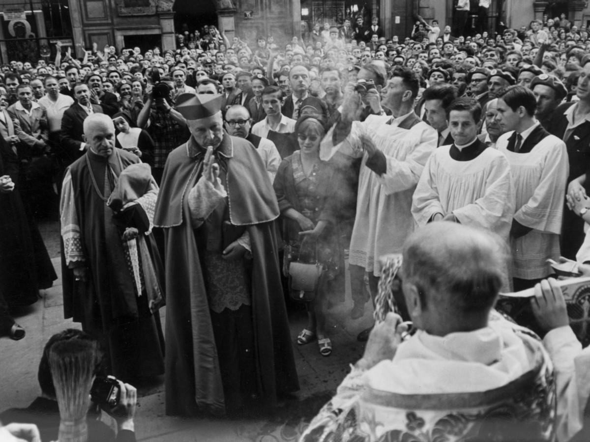 Obchody tysiąclecia chrztu Polski