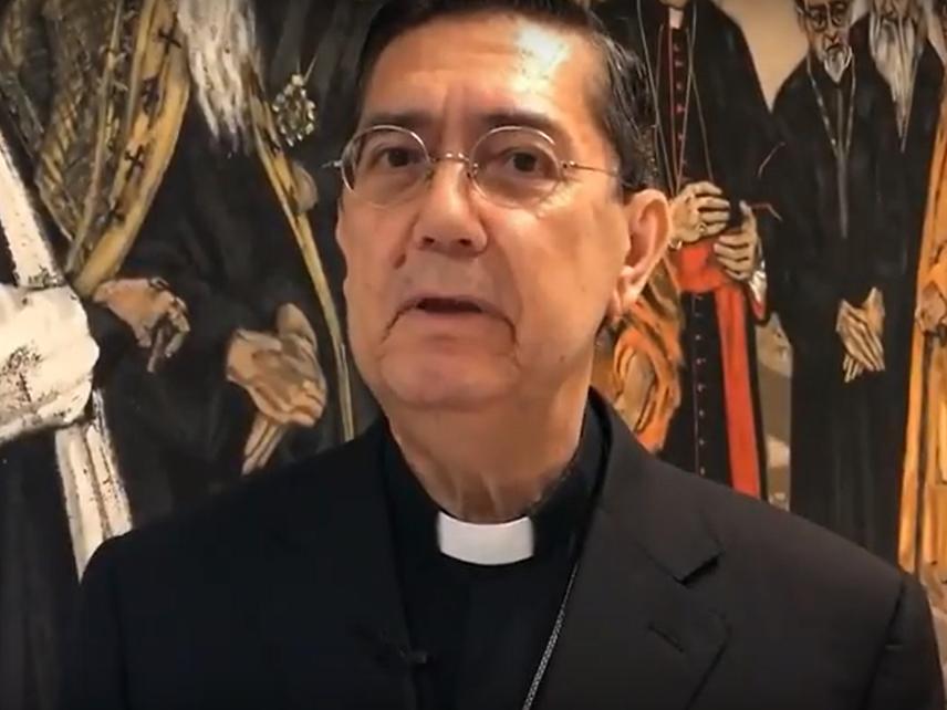 bp Miguel Angel Ayuso Guixot, przewodniczący Papieskiej Rady ds. Dialogu Międzyreligijnego