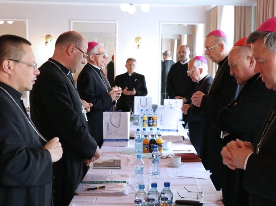 Spotkanie Rady Stałej KEP na Jasnej Górze 2 maja 2019 r.