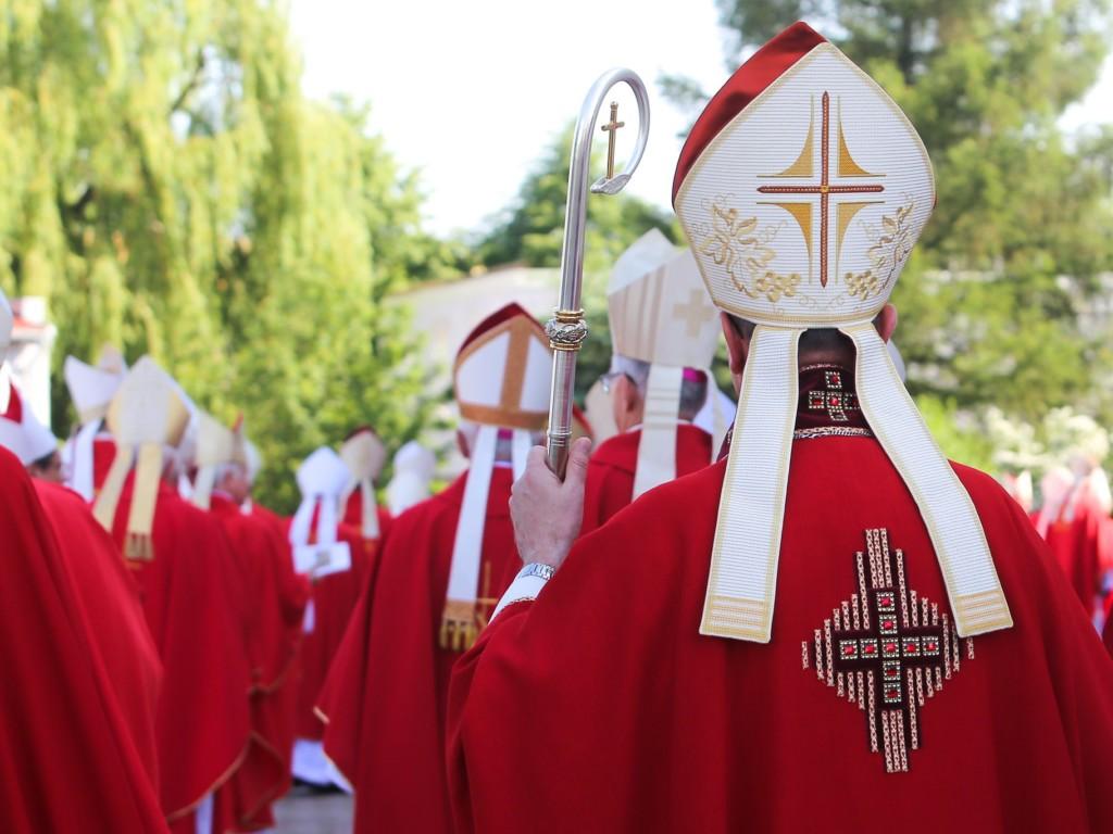 Biskupi w Wałbrzychu