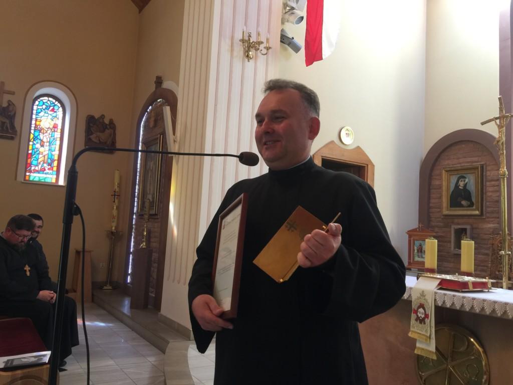 Ks. Andrzej Żuraw – człowiek sumienia