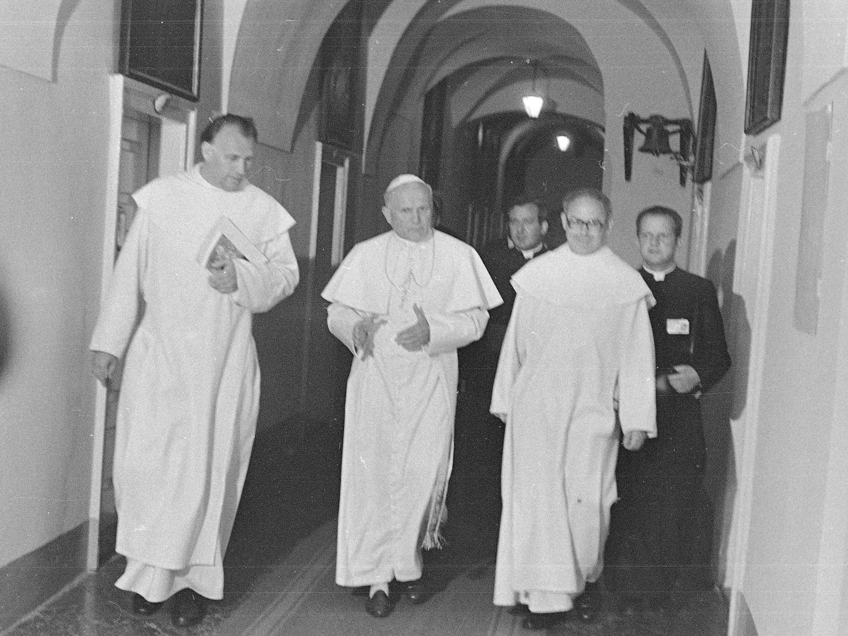 Jan Paweł II na Jasnej Górze