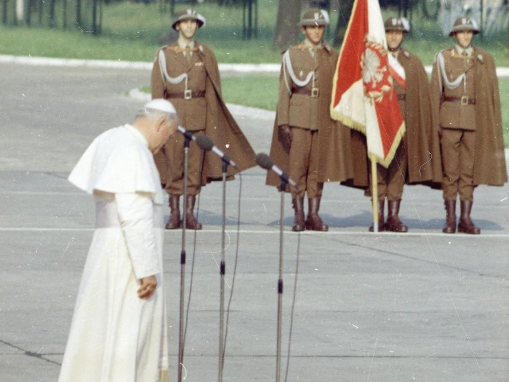Pożegnanie Jana Pawła II