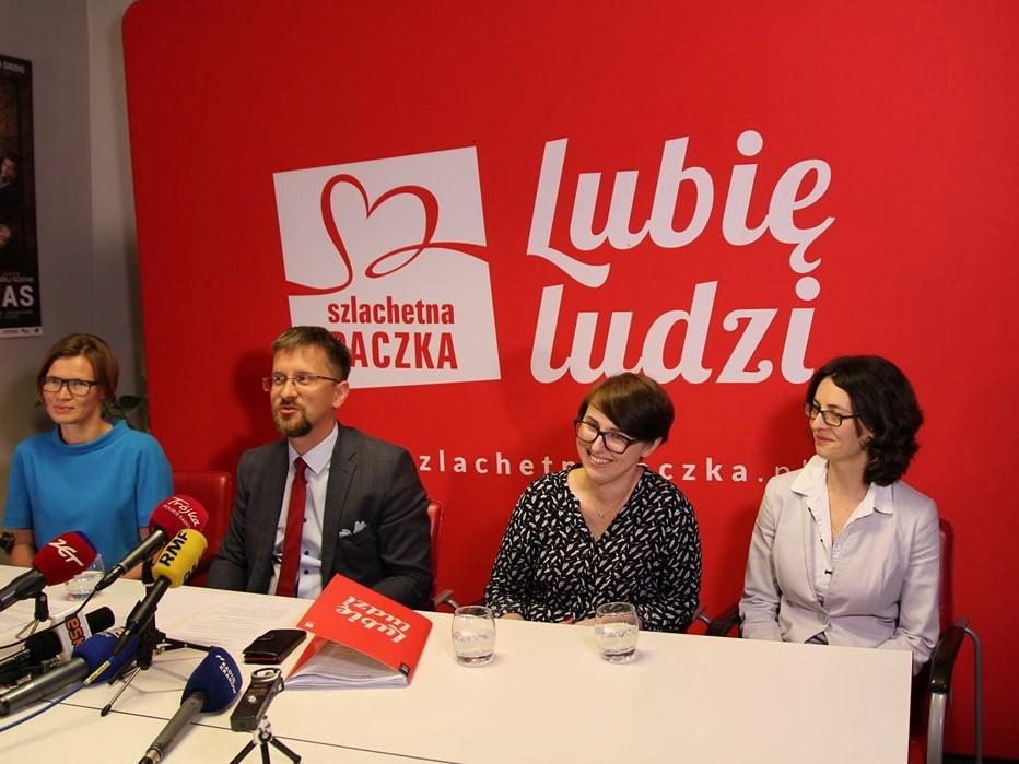 """Anna Wilczyńska nową prezes Stowarzyszenia """"Wiosna"""""""