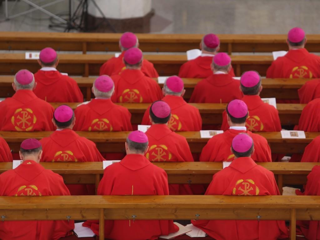 Sakralizacja władzy w Kościele