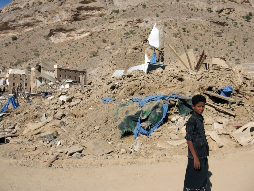 W Jemenie trwa największa katastrofa humanitarna świata