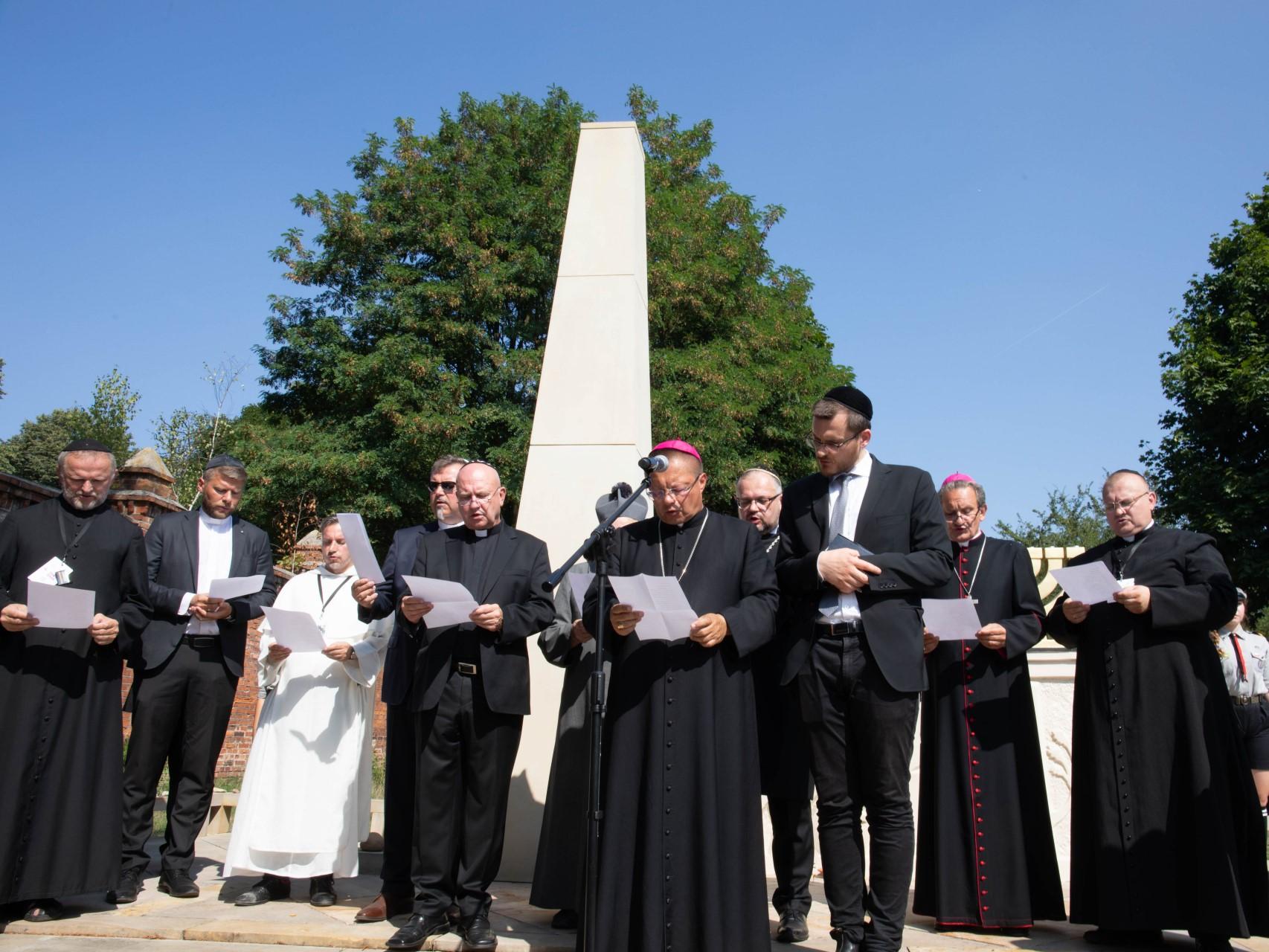 Obchody 75. rocznicy likwidacji getta w Łodzi