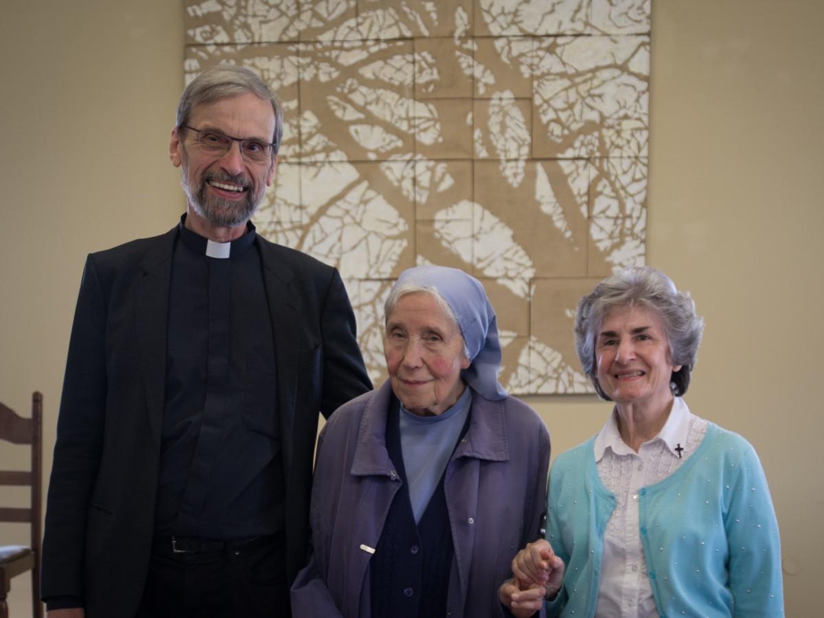 Siostra Michèle z Grandchamp
