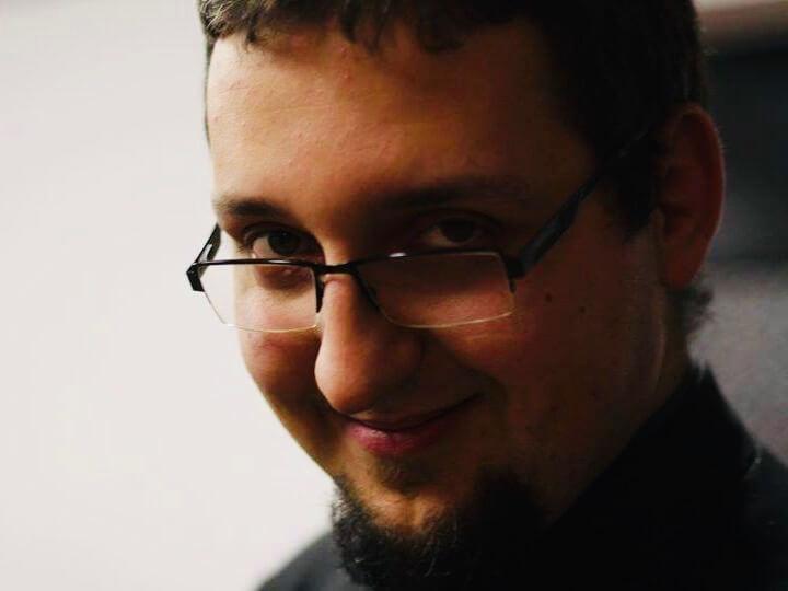 Damian Wyżkiewicz CM