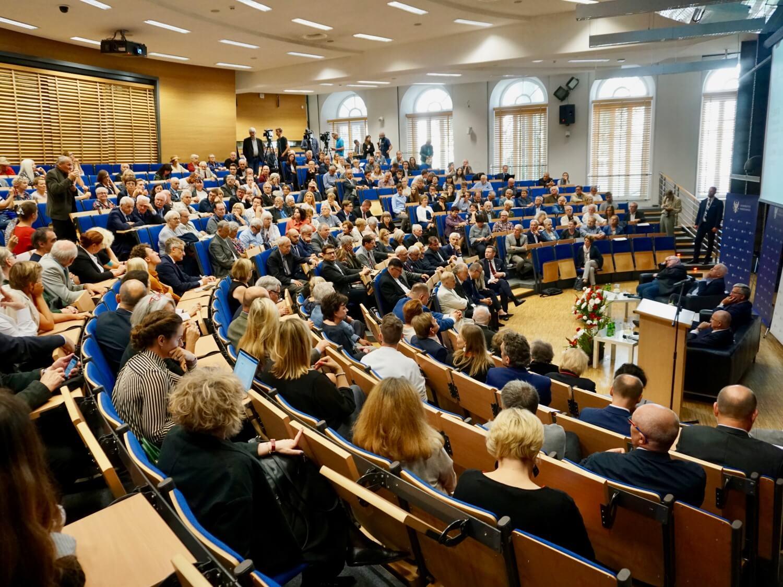 Debata z okazji 30. rocznicy powołania rządu Mazowieckiego