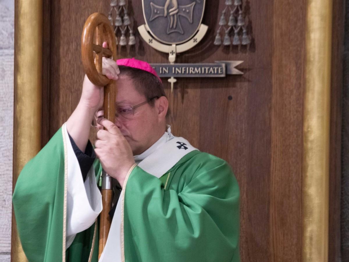 Abp Ryś: Wiara nie znosi stabilizacji