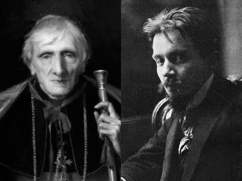 Kard. Newman i Brzozowski