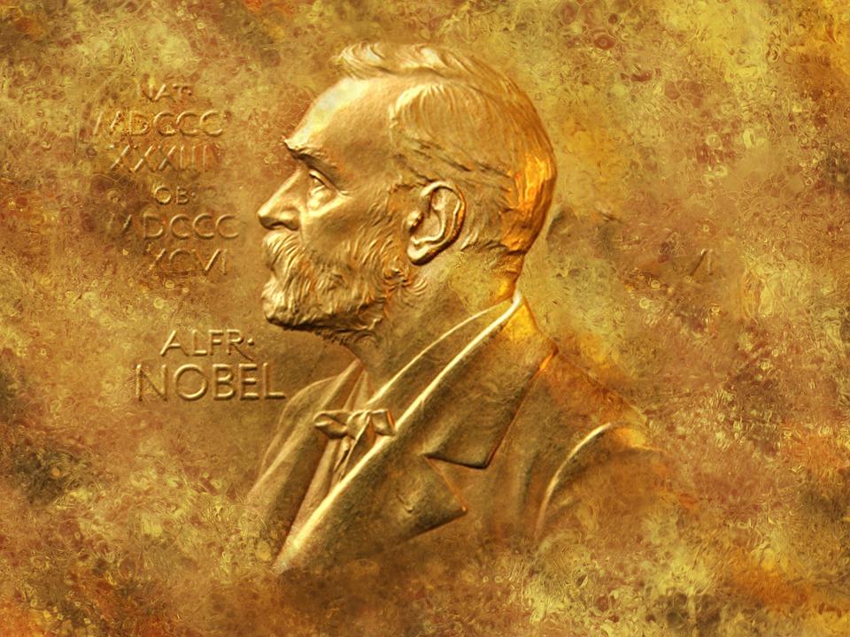 Stawka większa niż Nobel