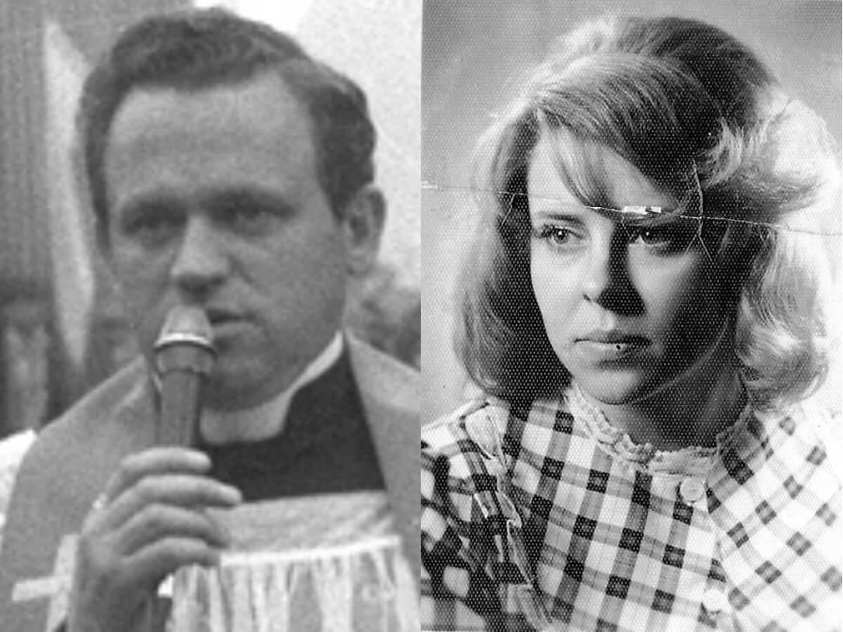 ks. Henryk Jankowski, Barbara Borowiecka
