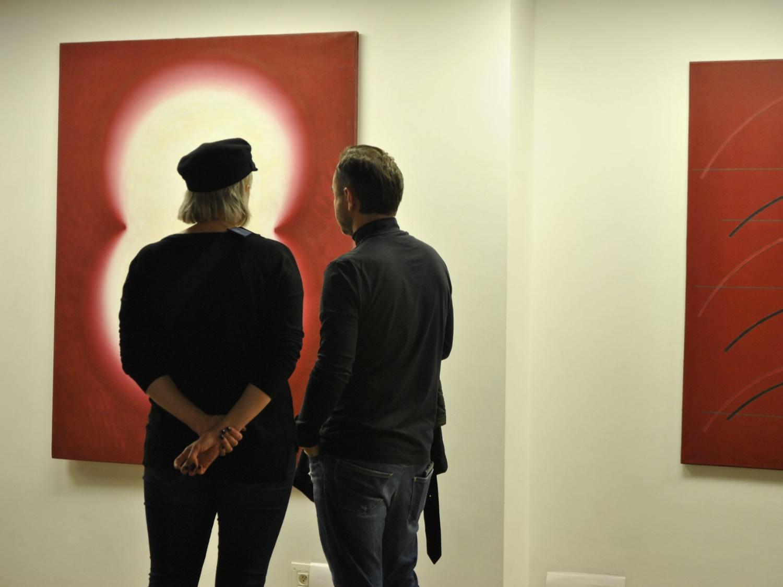 """""""Nazywam się Czerwień"""" (My Nam eis Red), Państwowa Galeria Sztuki w Sopocie"""