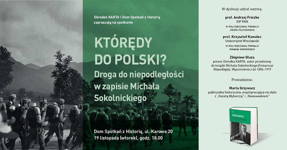 Którędy do Polski?