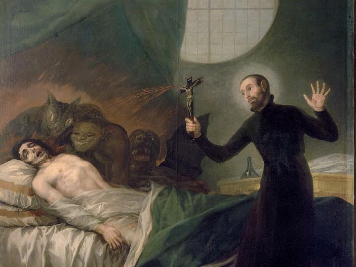 Bardzo krótka historia egzorcystów i egzorcyzmów