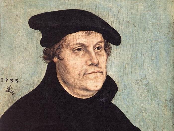Ks. Kantyka: Uderzanie w Lutra jest uderzaniem w Kościół