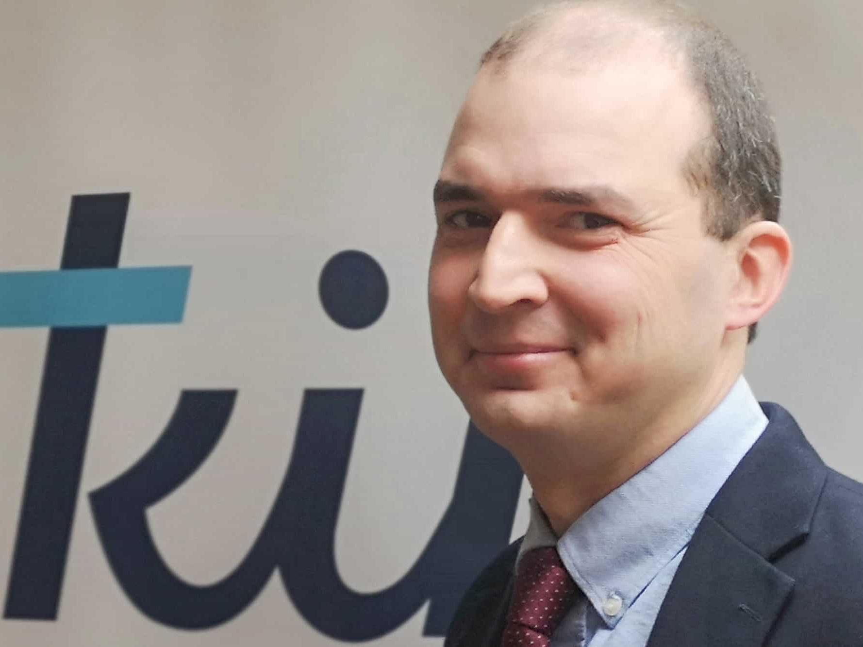 Jakub Kiersnowski, prezes Klubu Inteligencji Katolickiej w Warszawie