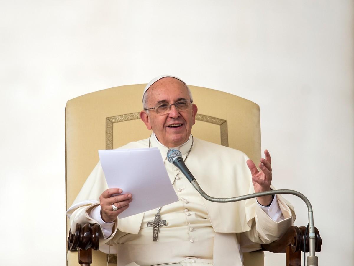 Franciszek: Nie bądźmy noblistami narzekania