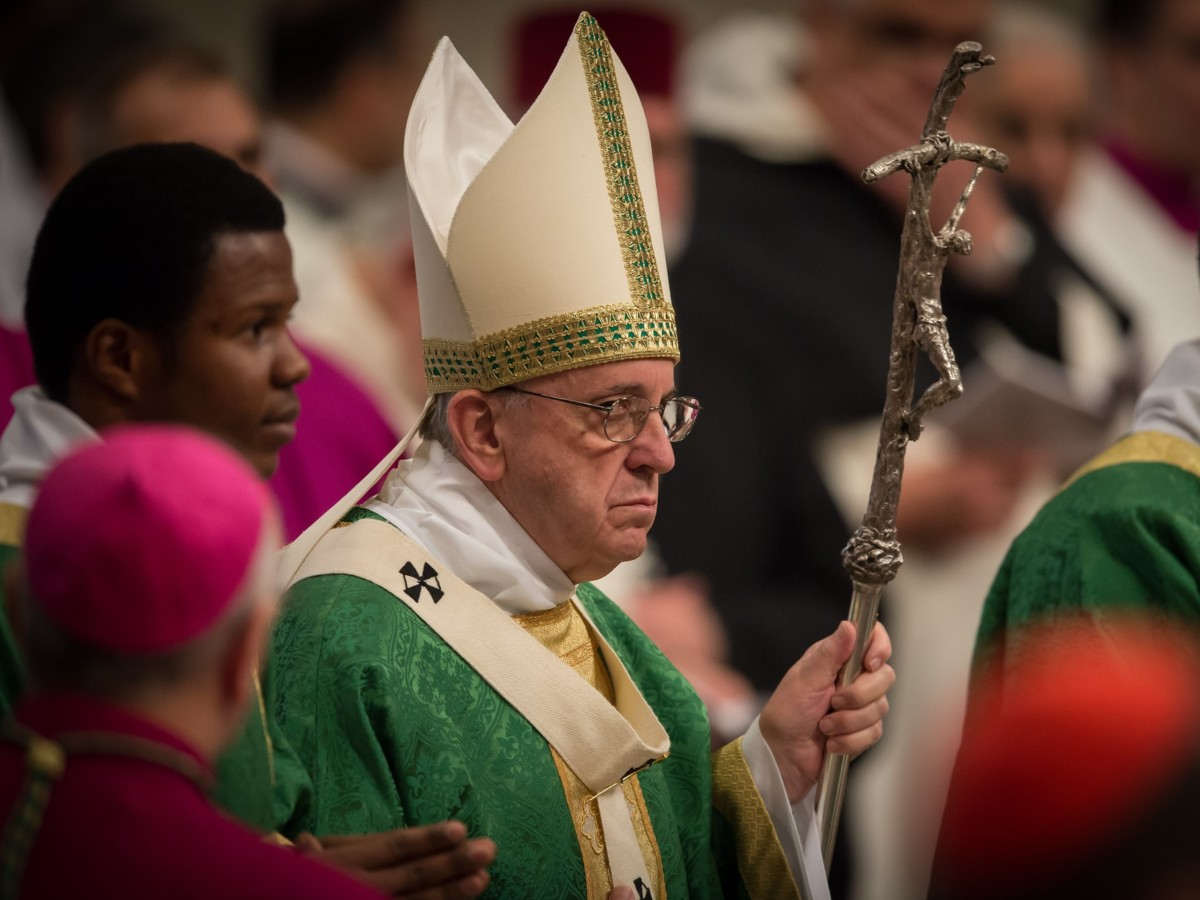 Franciszek: Pokój musi opierać się na pamięci, solidarności i braterstwie