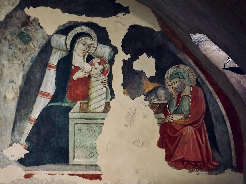 Sanktuarium Żłóbka w Greccio