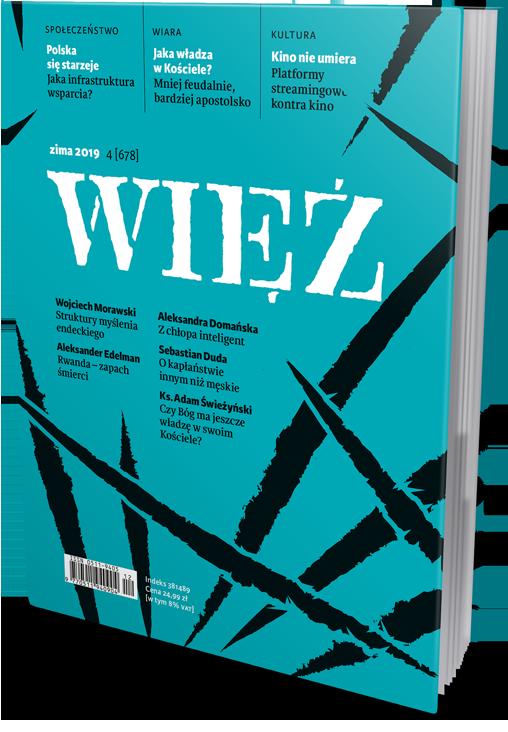 Polska się starzeje | Jaka władza w Kościele? | Kino nie umiera