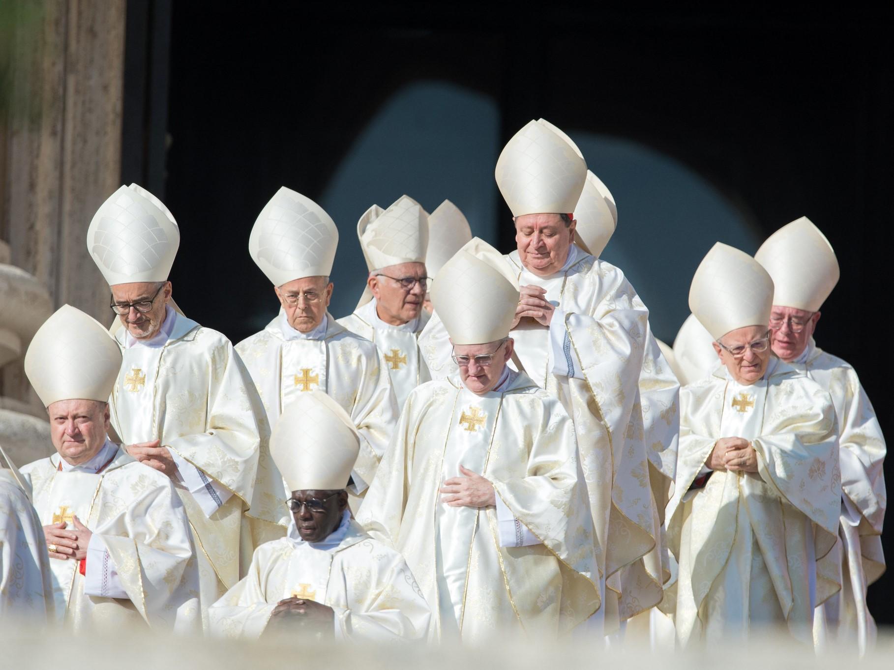Biskup nie jest stróżem swego brata?