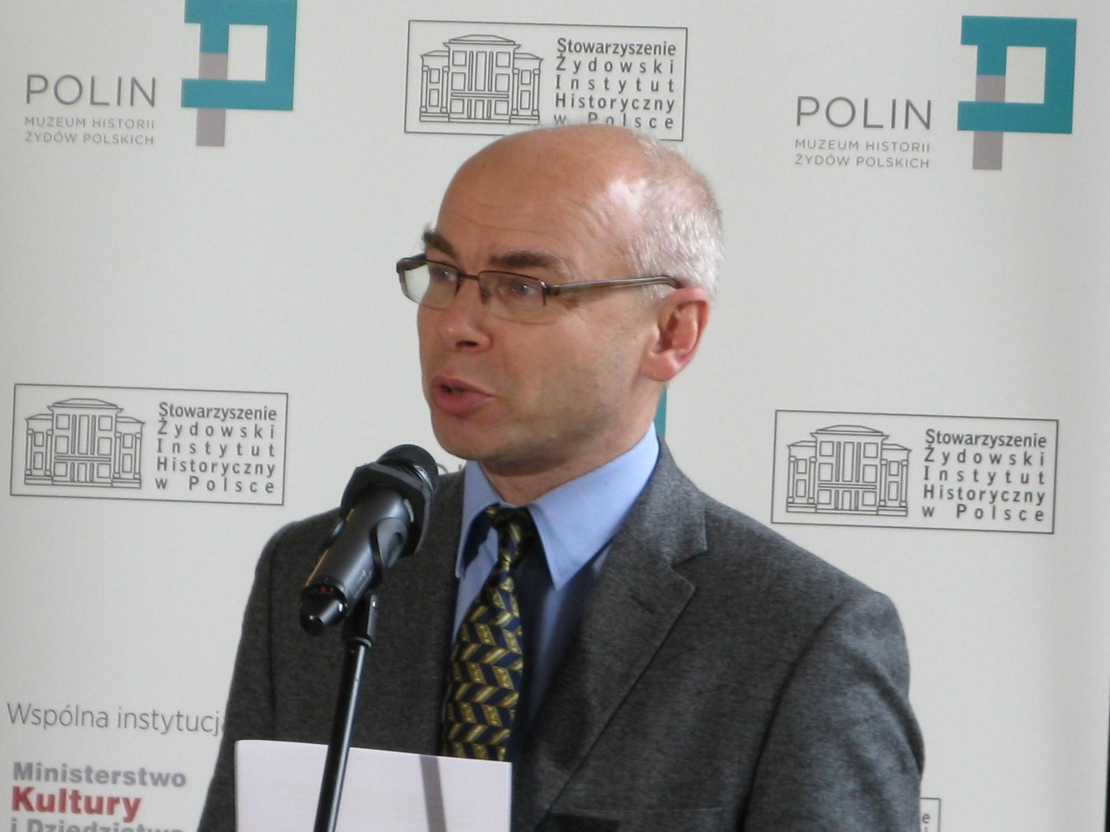 Prof Stola: Wszystkie oskarżenia, jakie formułował pod moim adresem minister, były fałszywe