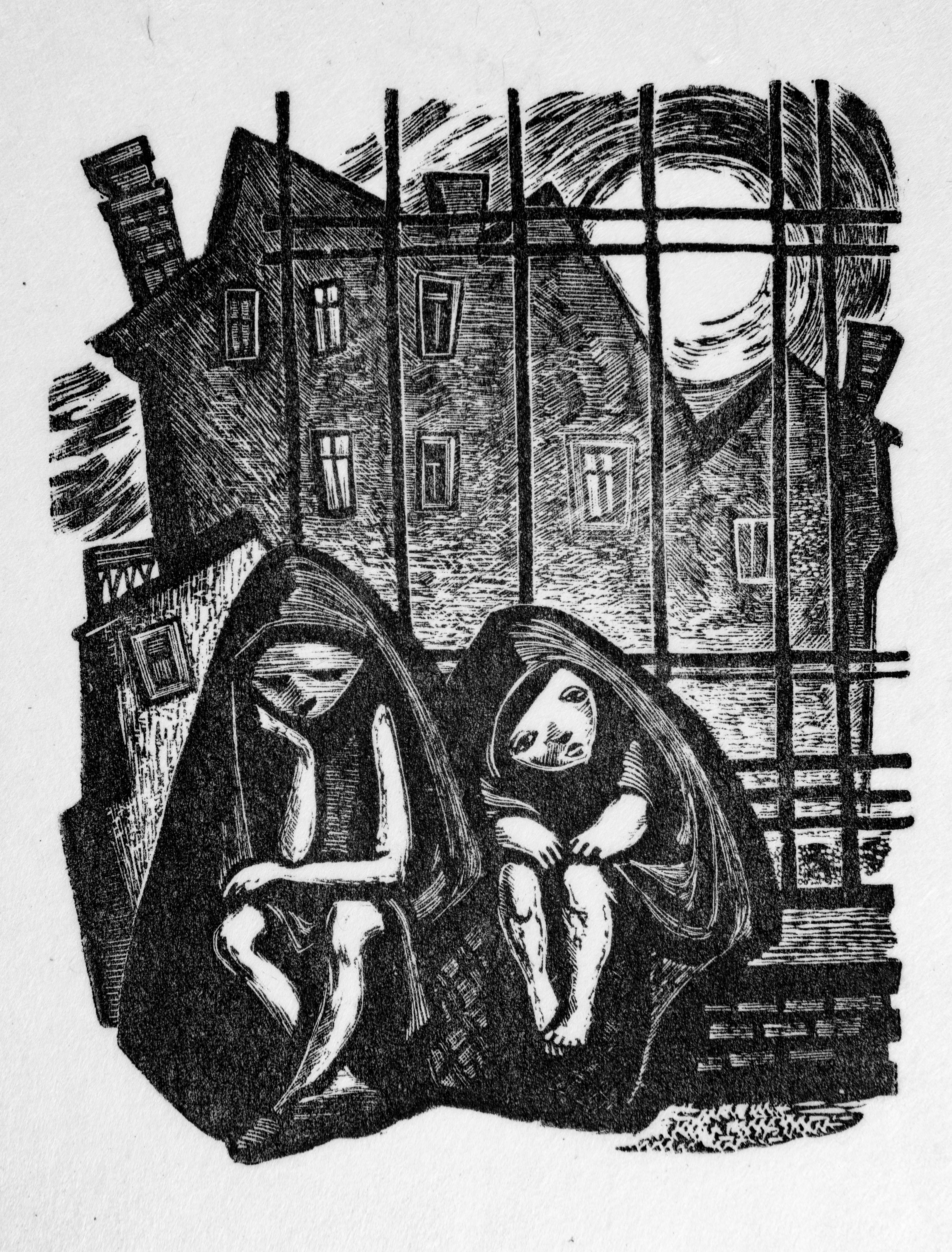 """""""Dzieci i miasto"""", 1947"""