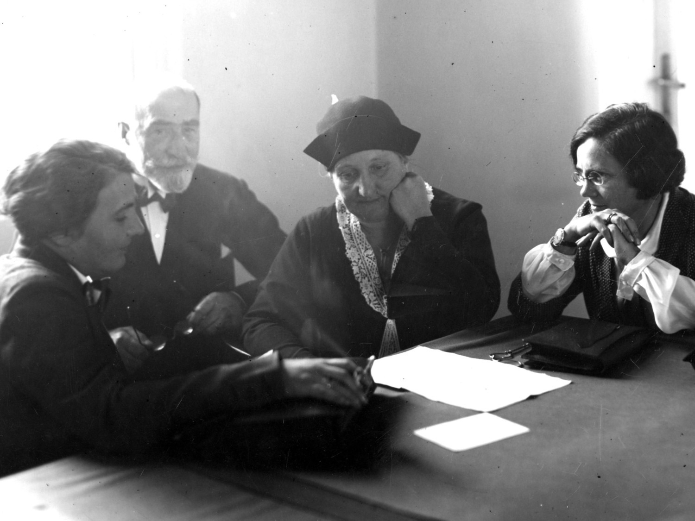 Otwarcie sesji budżetowej Sejmu w 1931 roku