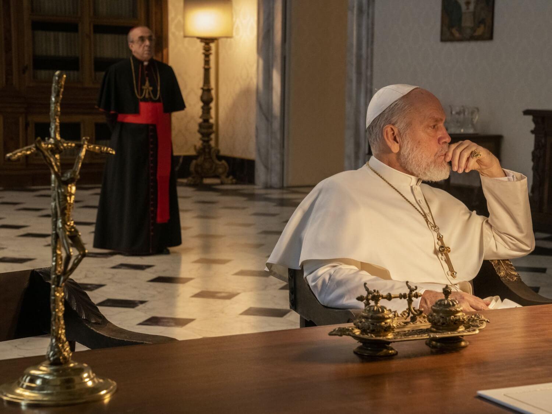 """""""Nowy papież"""", reż. Paolo Sorrentino. HBO 2020"""