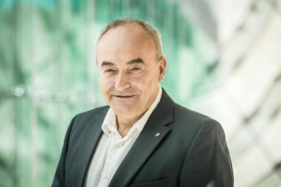 Zygmunt Stępiński zostanie dyrektorem Polin?