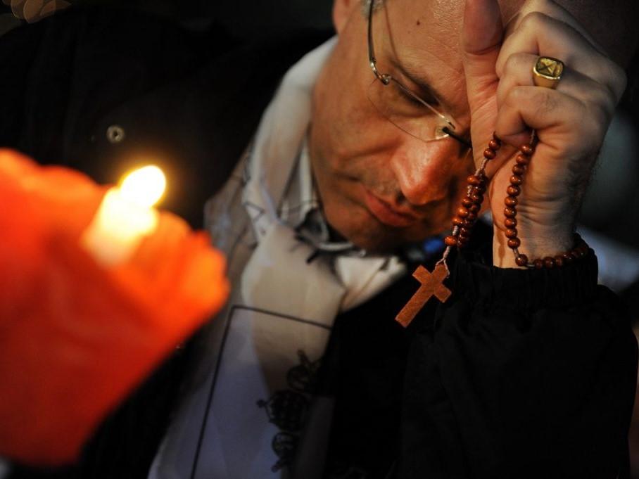 Modlitwa we Włoszech