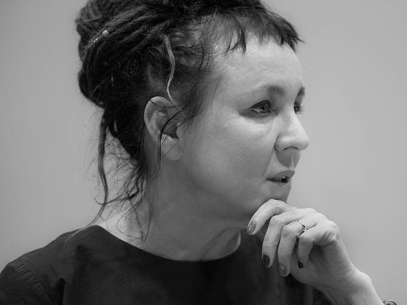 W co wierzy Olga Tokarczuk?