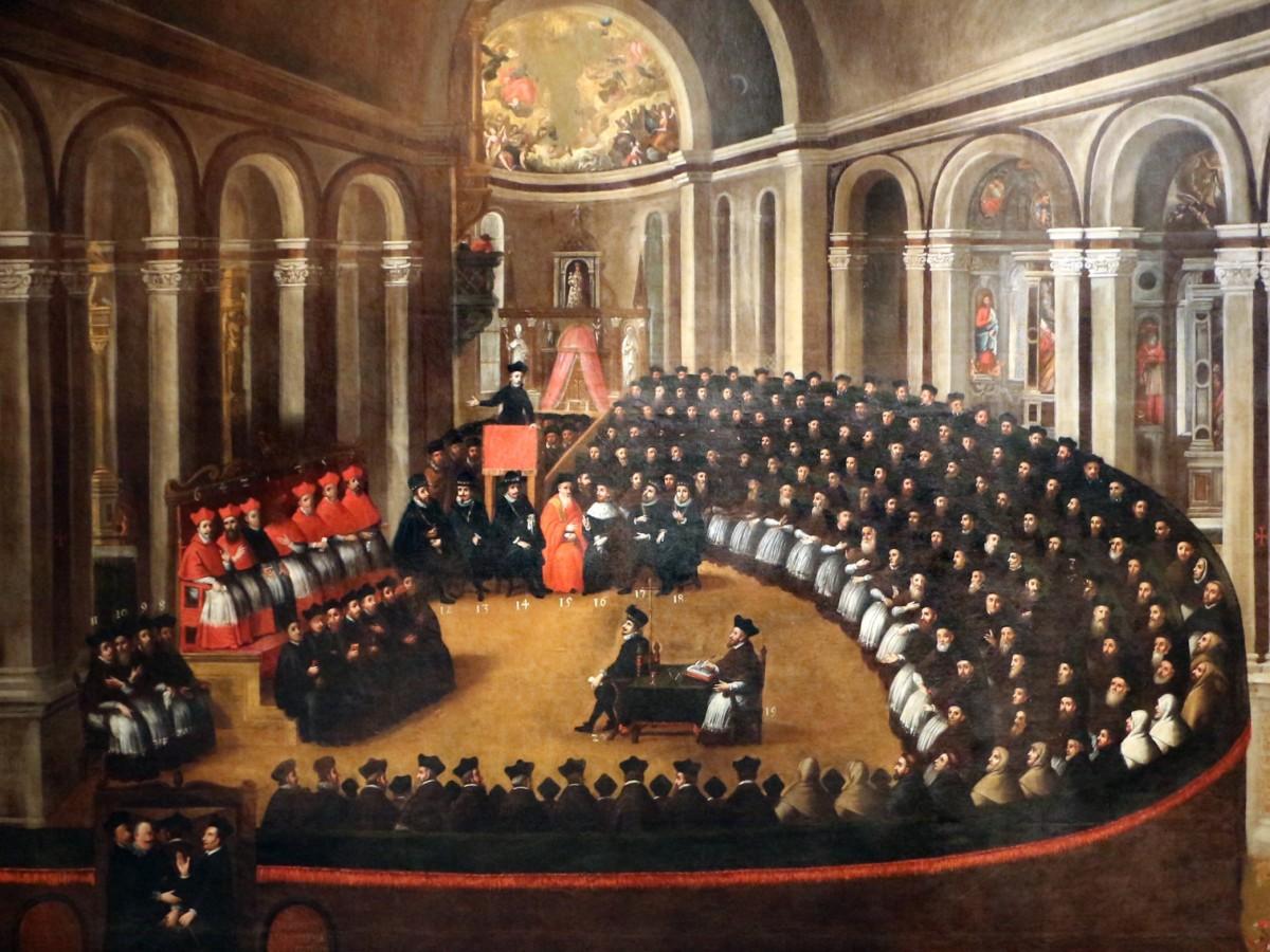 Obrady Soboru Trydenckiego