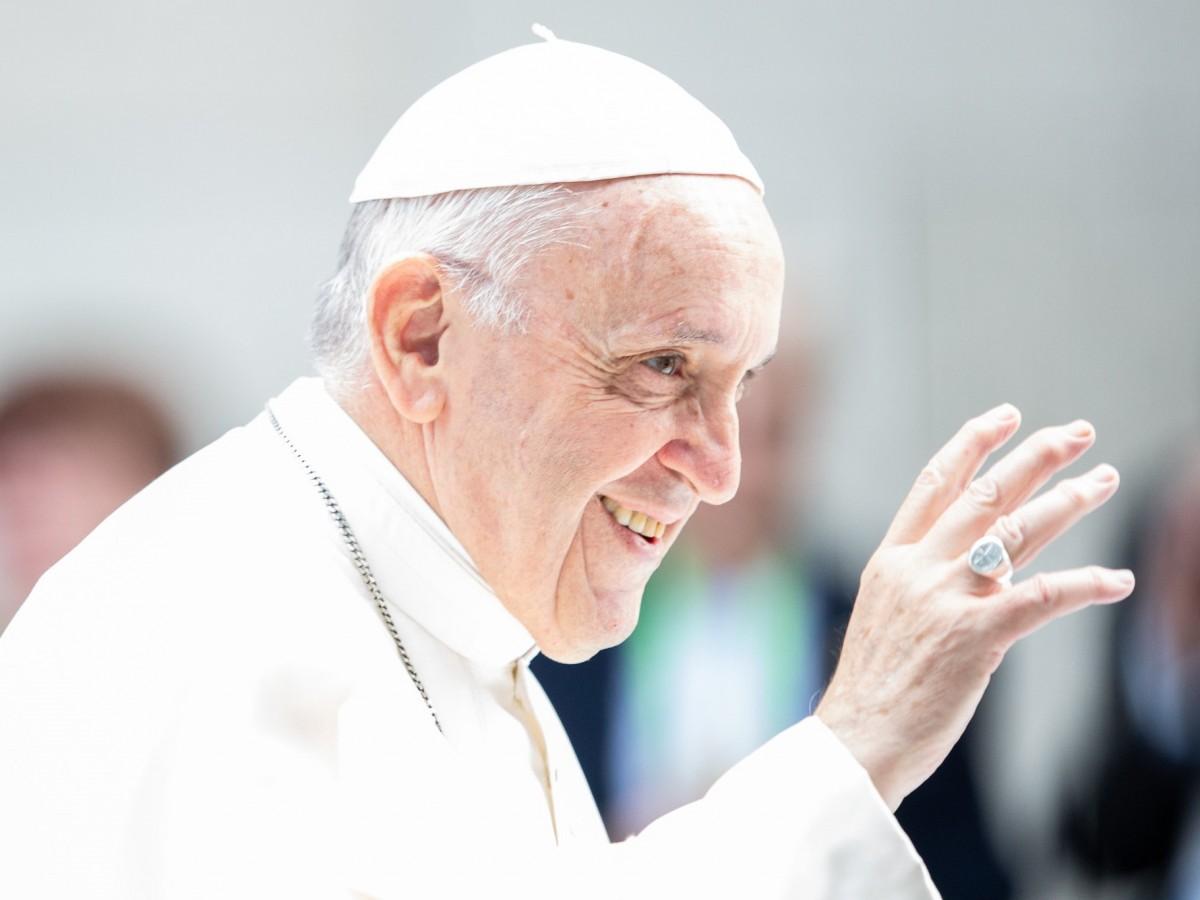 Franciszek w Dublinie