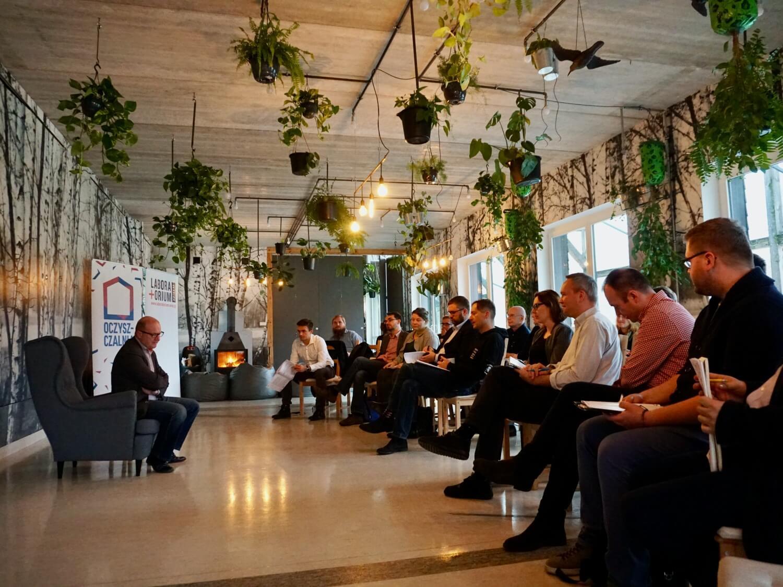 Oczyszczalnia 2020: Szukamy w Polsce nowej solidarności