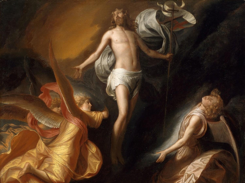 """Samuel van Hoogstraten, """"Zmartwychwstanie Jezusa"""""""