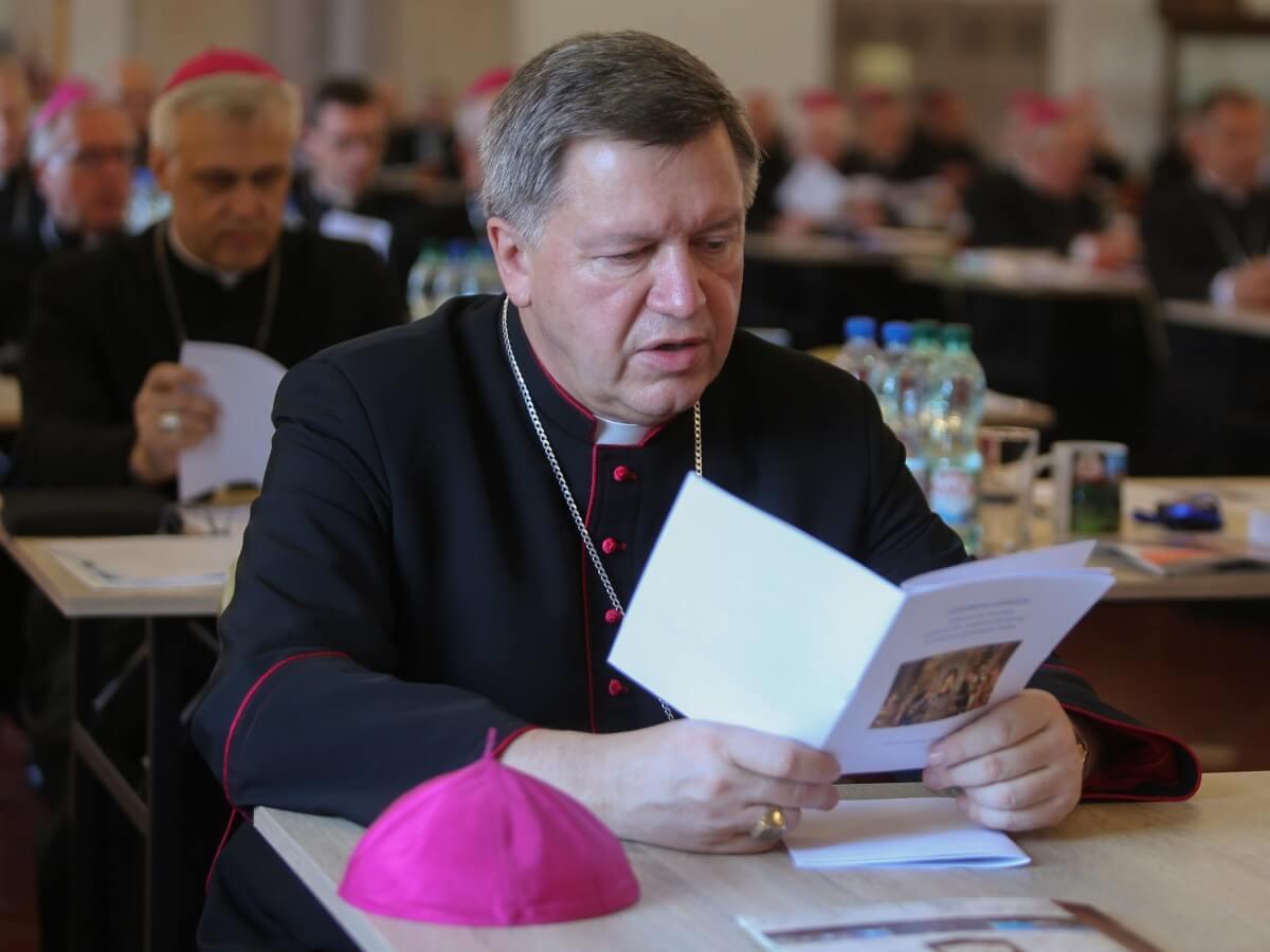 Abp Kupny: Kościół nie może być zamknięty i ciasny