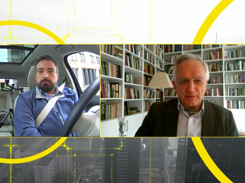 """Zbigniew Nosowski (z prawej) był gościem Tomasza Sekielskiego w 'Onet Rano"""""""