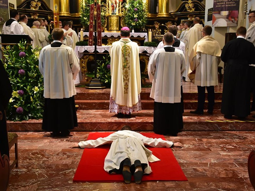 Święcenia kapłańskie w Tuchowie