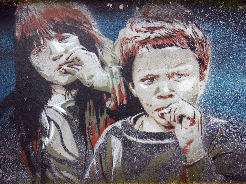 Graffiti w Berlinie