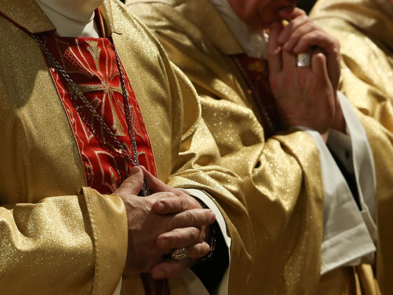 Msza św. kończąca rekolekcje biskupie na Jasnej Górze 21 listopada 2019 r.
