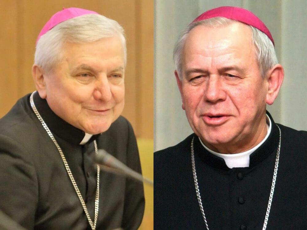 bp Edward Janiak, bp Stanisław Napierała