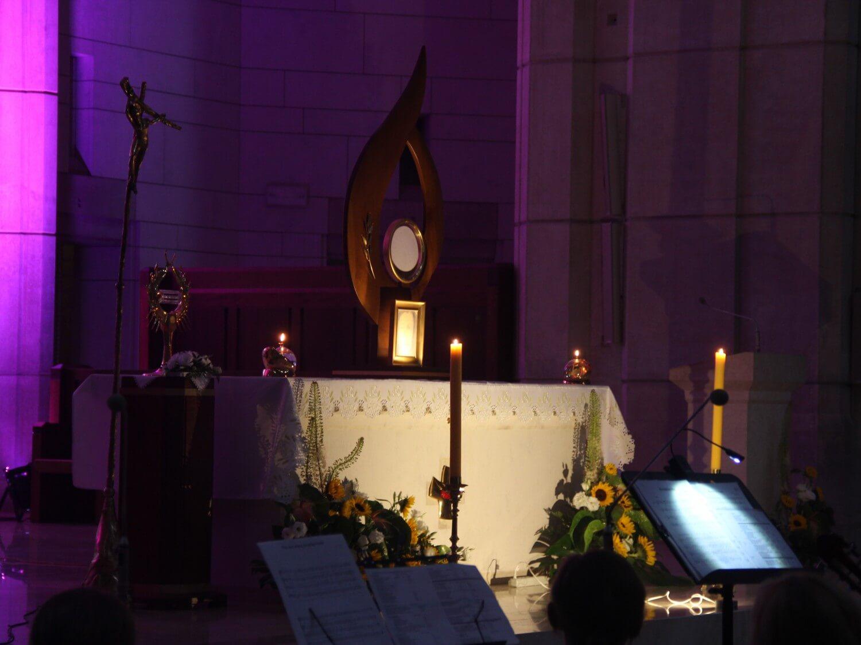 Krakowska modlitwa za zranionych w Kościele