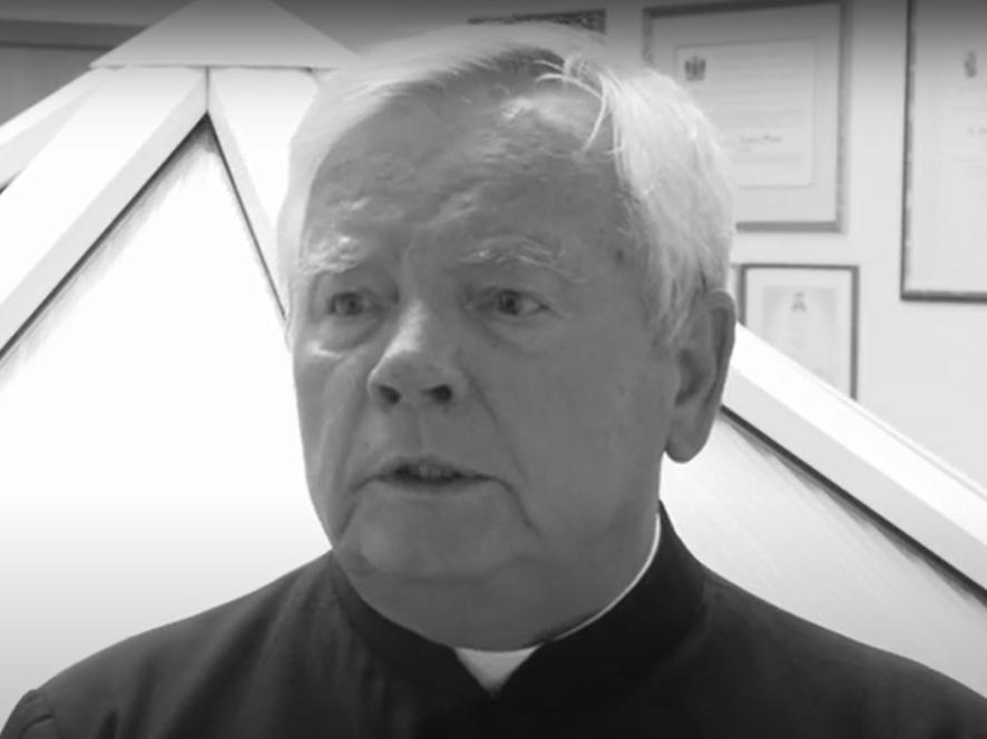 Nie żyje ks. Bronisław Piasecki