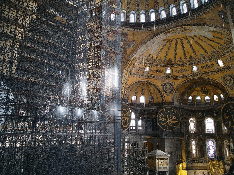 Jak Hagia Sofia stała się zakładnikiem polityki neoosmanizmu